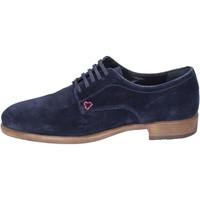 Cipők Férfi Oxford cipők Triver Flight BK951 Kék