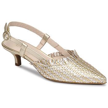 Cipők Női Félcipők Fericelli JOLOIE Arany