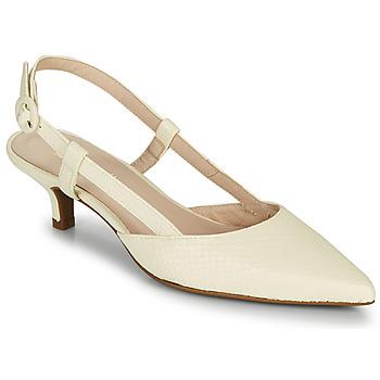 Cipők Női Félcipők Fericelli JOLOIE Fehér