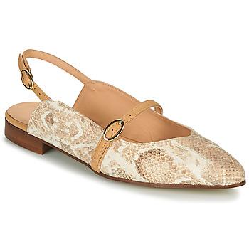 Cipők Női Balerina cipők  Fericelli SUSANNA Fehér