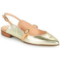 Cipők Női Balerina cipők  Fericelli SUSANNA Arany