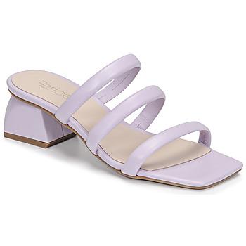 Cipők Női Papucsok Fericelli TIBET Lila