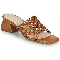 Cipők Női Papucsok Fericelli TELIA Teve