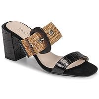 Cipők Női Papucsok Fericelli MARCO Fekete