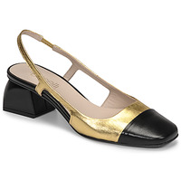 Cipők Női Félcipők Fericelli TIBET Arany / Fekete