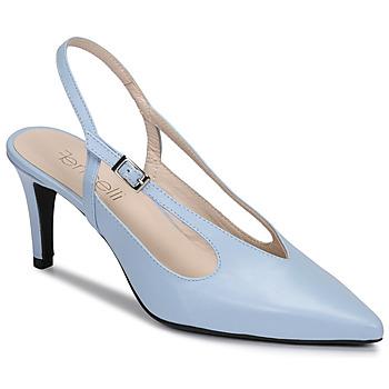 Cipők Női Félcipők Fericelli TIBET Kék