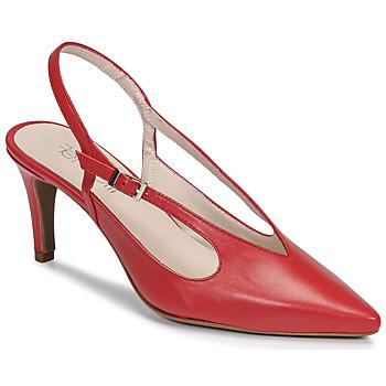 Cipők Női Félcipők Fericelli TIBET Piros