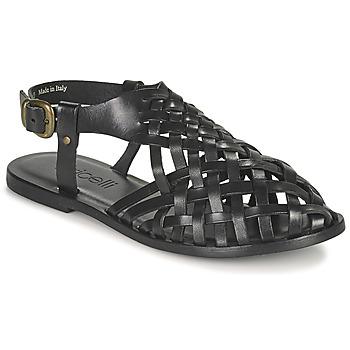 Cipők Női Szandálok / Saruk Fericelli ONUOVO Fekete