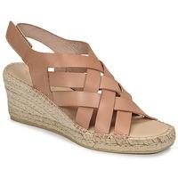 Cipők Női Szandálok / Saruk Fericelli ODALUMY Bőrszínű