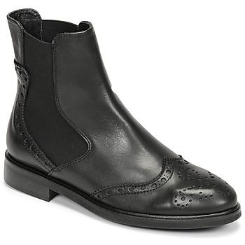 Cipők Női Csizmák Fericelli CRISTAL Fekete