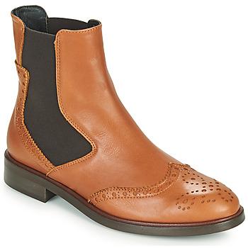 Cipők Női Csizmák Fericelli CRISTAL Teve