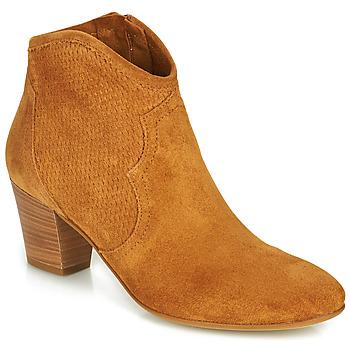 Cipők Női Bokacsizmák Fericelli CROSTA Tópszínű