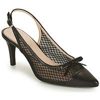 Cipők Női Félcipők Fericelli OMARIANE Fekete