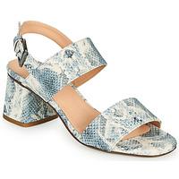 Cipők Női Szandálok / Saruk Fericelli MARRAK Kék