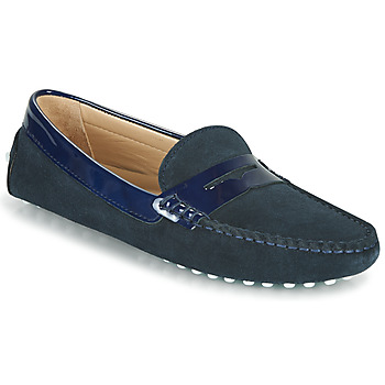 Cipők Női Balerina cipők  JB Martin 1TABATA Tengerész