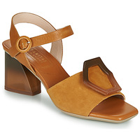 Cipők Női Szandálok / Saruk Hispanitas SANDY Barna
