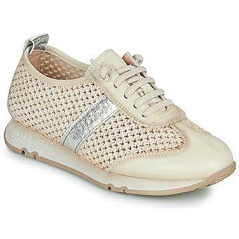Cipők Női Rövid szárú edzőcipők Hispanitas KAIRA Bézs