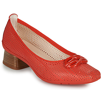Cipők Női Félcipők Hispanitas FIONA Piros