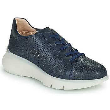 Cipők Női Rövid szárú edzőcipők Hispanitas TELMA Kék