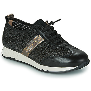 Cipők Női Rövid szárú edzőcipők Hispanitas KAIRA Fekete