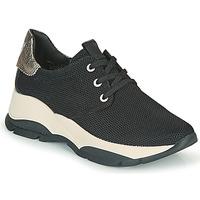 Cipők Női Rövid szárú edzőcipők Hispanitas ANDES Fekete