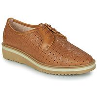 Cipők Női Oxford cipők Hispanitas NICOLE Barna