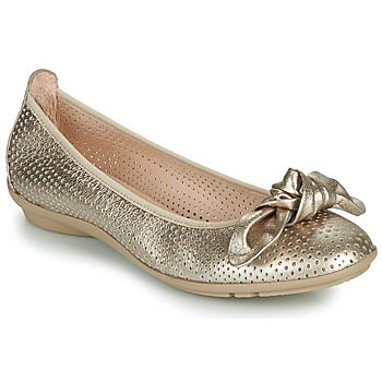 Cipők Női Balerina cipők  Hispanitas CAPRI Arany