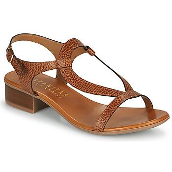Cipők Női Szandálok / Saruk Hispanitas LOLA Barna