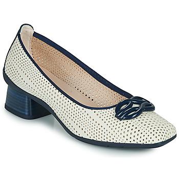 Cipők Női Félcipők Hispanitas FIONA Fehér / Kék