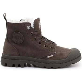 Cipők Női Hótaposók Palladium Manufacture Pampa HI Zip WL Barna