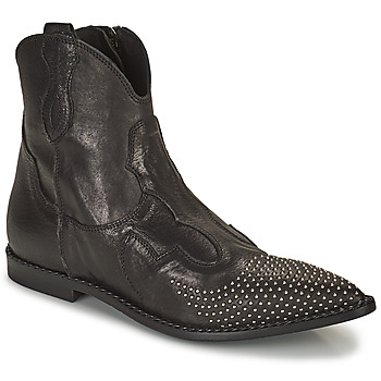 Cipők Női Csizmák Mimmu MONTONE NERO Fekete