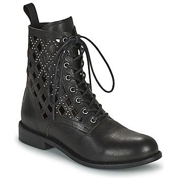 Cipők Női Csizmák Mimmu MONTONE NEROA Fekete