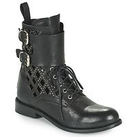 Cipők Női Csizmák Mimmu MONTONE NEROB Fekete