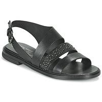 Cipők Női Szandálok / Saruk Mjus GRAM Fekete