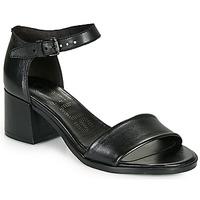 Cipők Női Szandálok / Saruk Mjus LEI Fekete