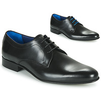 Cipők Férfi Oxford cipők Azzaro CRISTAN Fekete