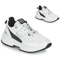Cipők Lány Rövid szárú edzőcipők MICHAEL Michael Kors COSMO SPORT Fehér / Fekete