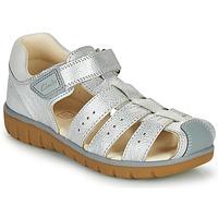 Cipők Lány Szandálok / Saruk Clarks ROAM BAY K Ezüst