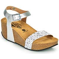 Cipők Női Szandálok / Saruk Plakton SO KISS Ezüst