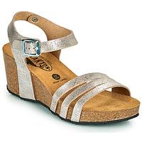 Cipők Női Szandálok / Saruk Plakton BRESCIA Irizáló