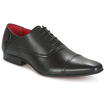 Cipők Férfi Bokacipők Carlington ITIPIQ Fekete