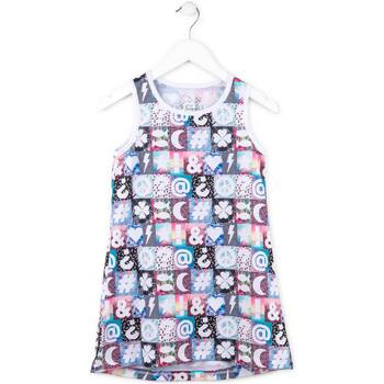 Ruhák Lány Rövid ruhák Losan 714 7001AB Rózsaszín
