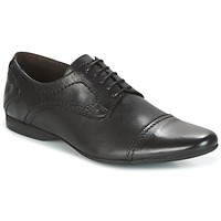 Shoes Férfi Oxford cipők Carlington MOUNFER Fekete