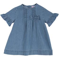 Ruhák Lány Rövid ruhák Chicco 09003414000000 Kék