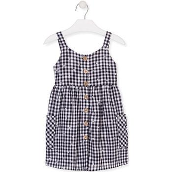 Ruhák Lány Rövid ruhák Losan 016-7002AL Kék