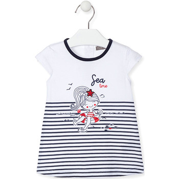 Ruhák Lány Rövid ruhák Losan 018-7000AL Kék