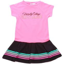 Ruhák Lány Rövid ruhák Melby 70A5705 Rózsaszín