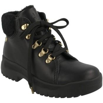Cipők Női Bokacsizmák Panama Jack  Negro