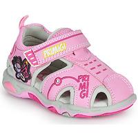 Cipők Lány Sportszandálok Primigi SOLAL Rózsaszín