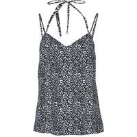 Ruhák Női Trikók / Ujjatlan pólók Ikks BS11015-02 Fekete